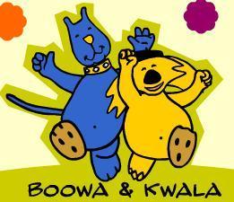 Utazás Boowa and Kwala módra