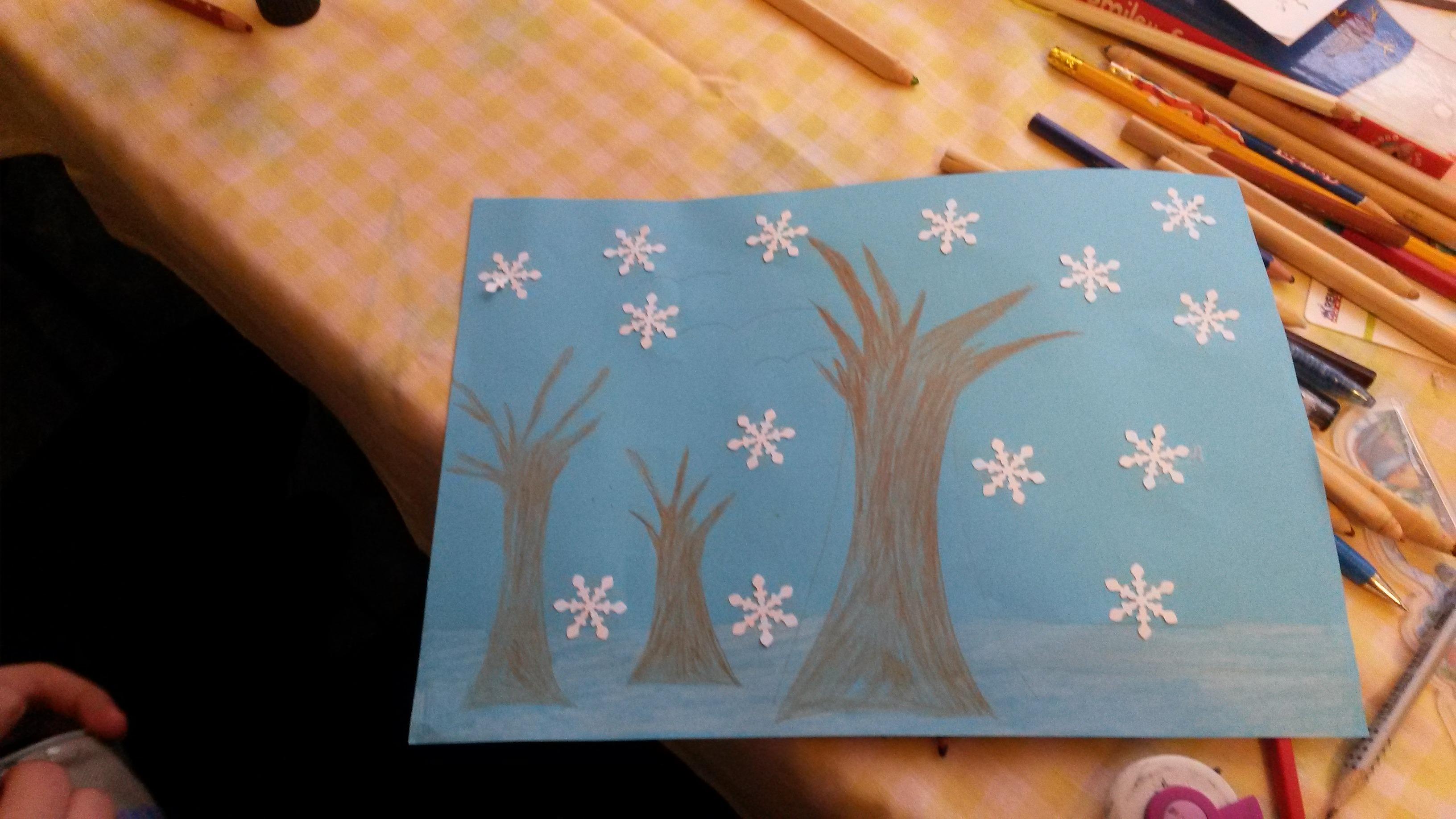 Téli kreatív ötletek