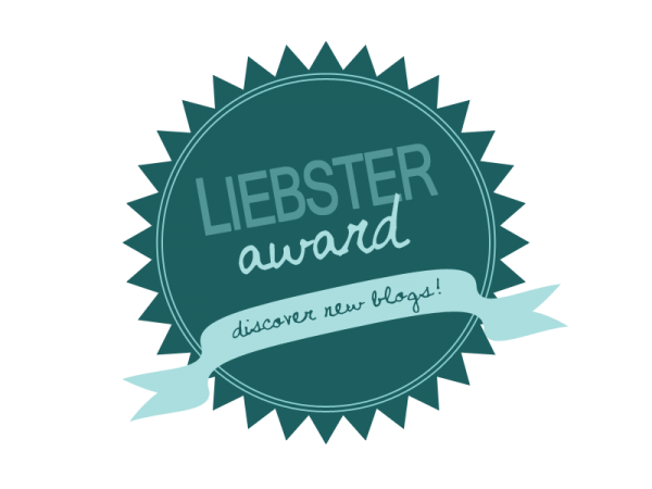 Liebster Award vándordíjat nyertem!
