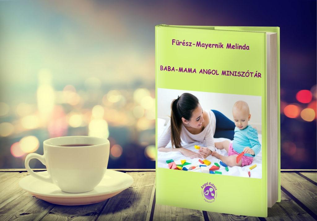 Baba-mama angol miniszótár (e- book)