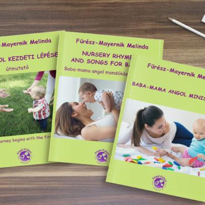 Letölthető első babaangolos kezdőcsomagom: 3 e-book egy szettben