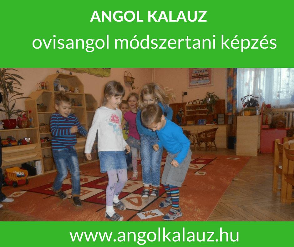 """Ovisangol módszertani képzés – """"mentor"""" csomag"""