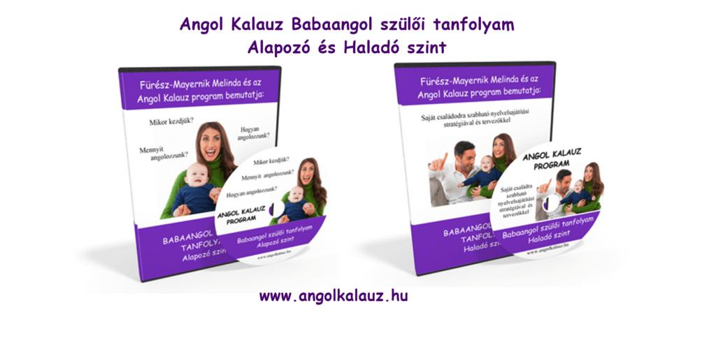 Babaangol szülői tanfolyam – Alapozó és Haladó szint