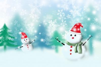 Hóemberek világnapja – Hóemberes dalok angolul