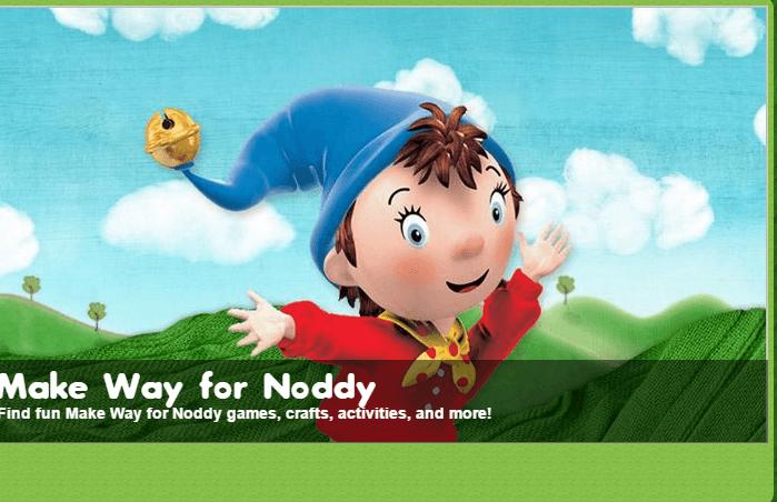 Noddy letölthető anyagok