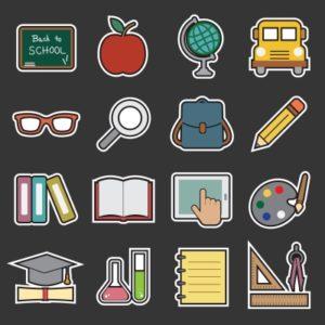 Iskolai szókincs – mondatok