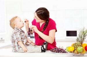 Baba angol – Étkezés szókincse