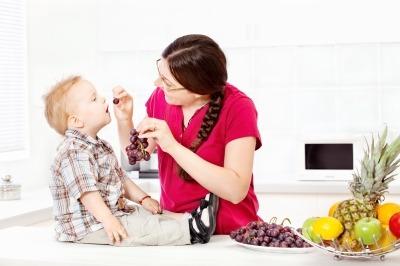 Babaangol – Étkezés szókincse