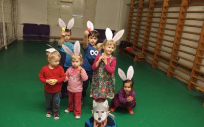 Húsvéti játék – A farkas és a nyulak