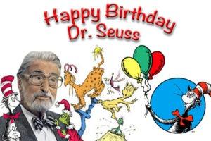 Dr. Seuss születésnapja