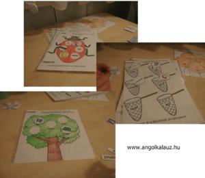 Angol ábécé – hangok játékos gyakorlása