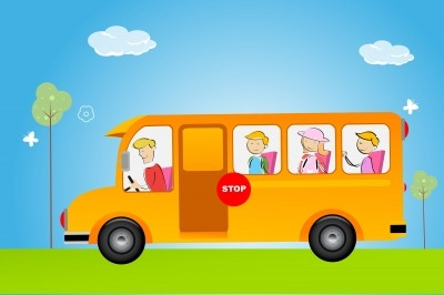 Dalok az utazás, járművek témához angolul – The Wheels on the Bus és társai