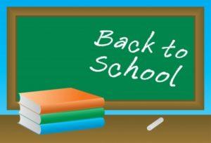 Back to School – Ötletek iskolakezdéshez