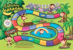 Zoo animals – Állatkerti társasjáték angolul