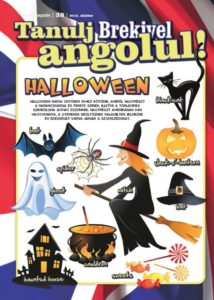 Halloween a Breki magazin oldalain is