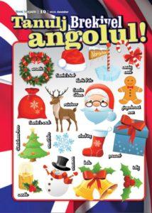 Télapós versek és karácsonyi játékötlet a Breki magazinban