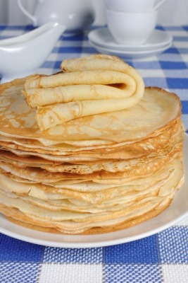 Ma van palacsinta kedd! Happy Pancake day!