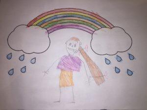 Nagy Zsófia - Hanna 4 éves