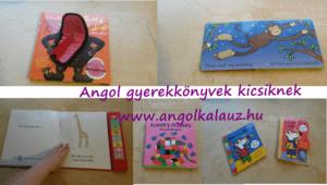 Angol gyerekkönyvek kicsiknek