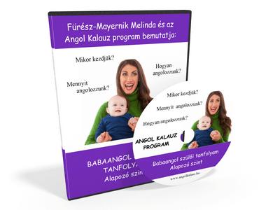 Babaangol szülői tanfolyam – Alapozó szint