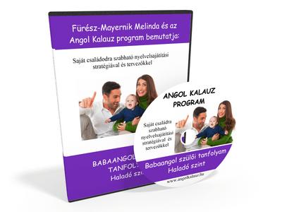 Babaangol szülői tanfolyam – Haladó szint
