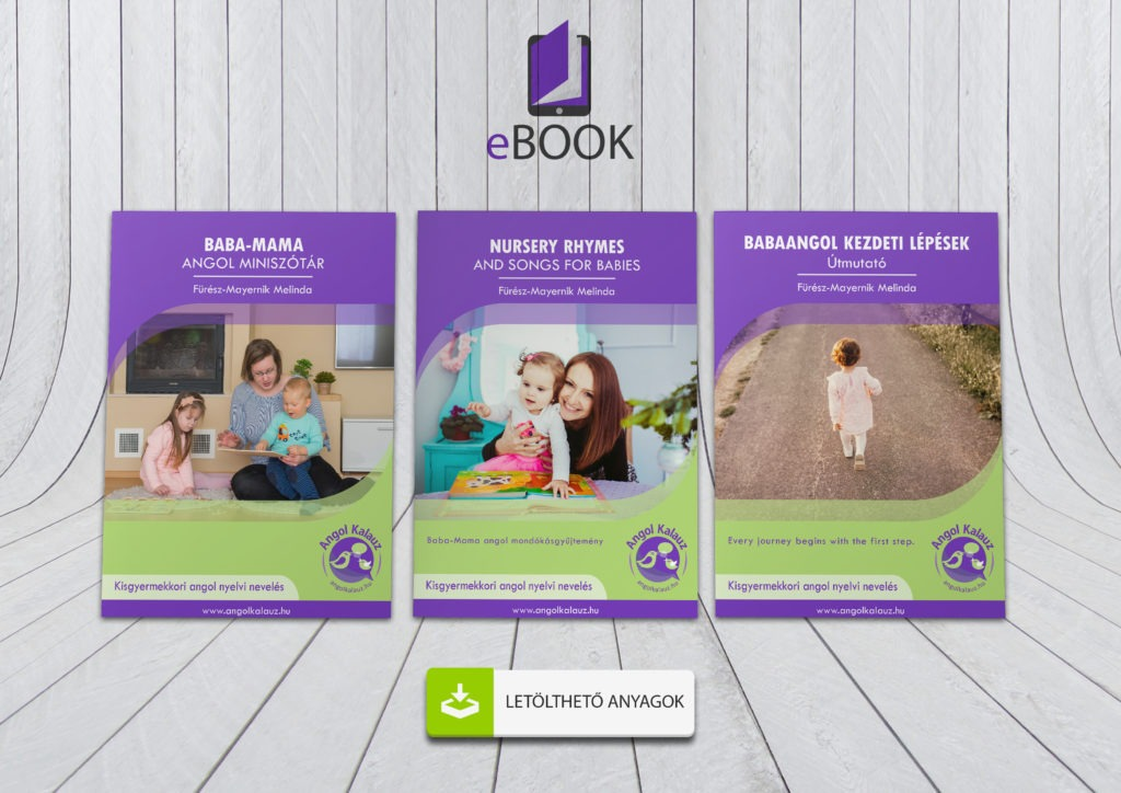 Letölthető első babaangolos kezdőcsomagom BASIC: 3 e-book egy szettben