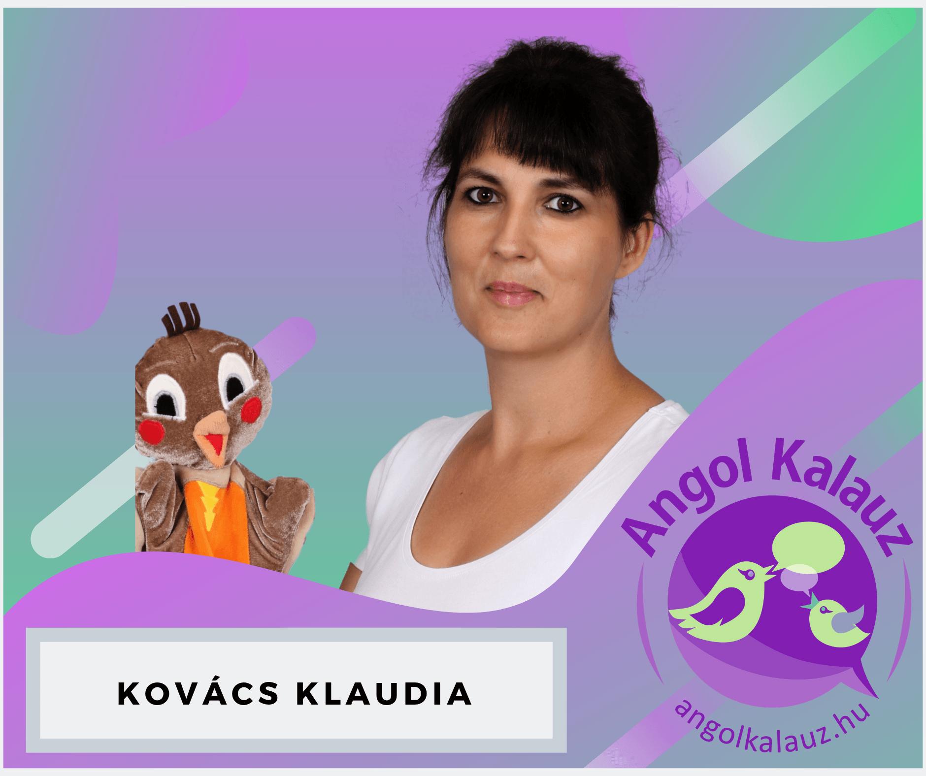 Kovács Klaudia